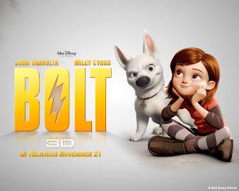 #8 Bolt Wallpaper