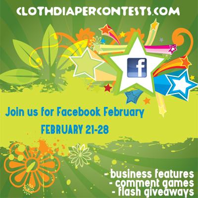 Facebook February! Facebookfebruarybanner