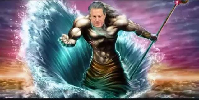 """Ο Αλ Γκορ απειλεί με περισσότερες """"βροχοβόμβες""""!"""