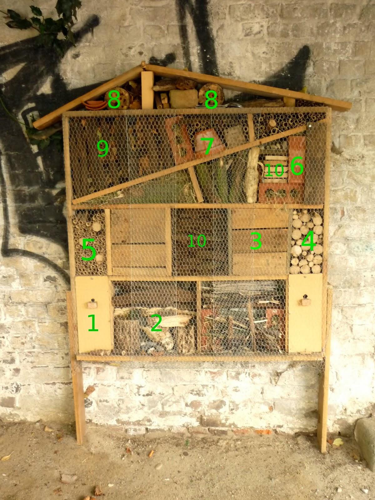 tr s construire une maison a insecte ri82 montrealeast. Black Bedroom Furniture Sets. Home Design Ideas