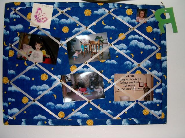 Handmade Picture Board