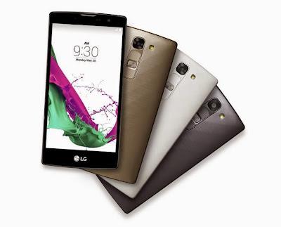هاتفين ذكيين G4 Stylus و G4c من إل جي بمواصفات عالية