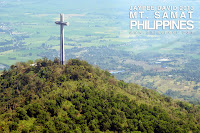 Mount Samat National Shrine, Dambana ng Kagitingan, Aerial View, Mt Samat, Bataan, Philippines