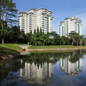 real setate_Apartment Golf Pondok Indah