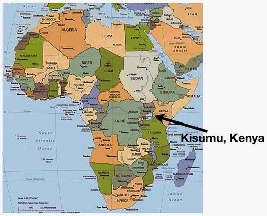 Kisumu Kenya 2013