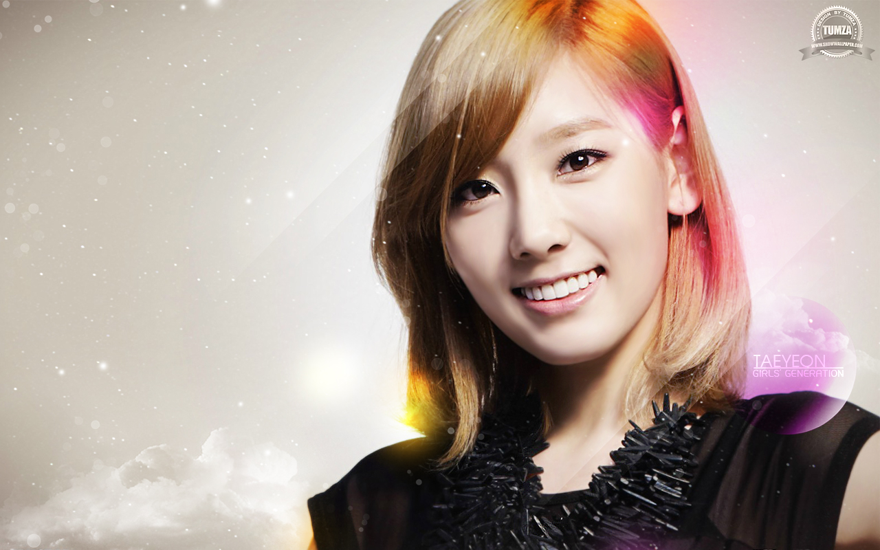 Superstar Korea wallpaper:beautiful SNSD+Taeyeon ~ Wall2U