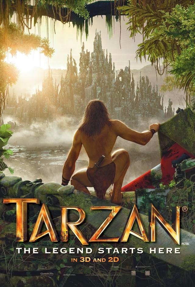 Tarzan – DVDRIP LATINO