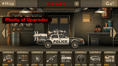 Earn To Die 2 v1.0.73 Mod Apk Data 2