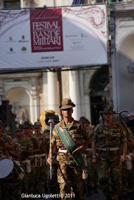 Banda delle Forze Armate italiane Alpini la Taurianense
