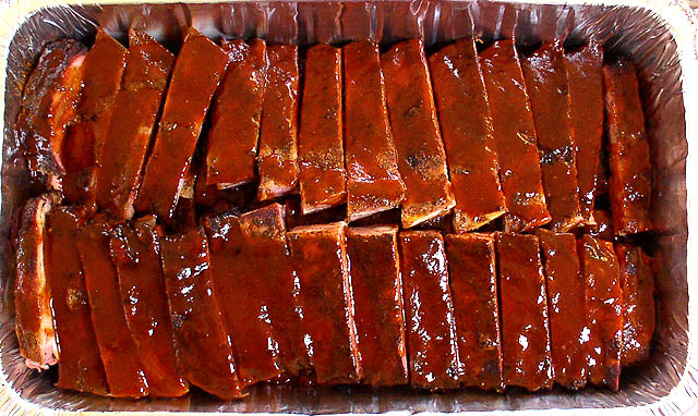 how to cut ribs before cooking
