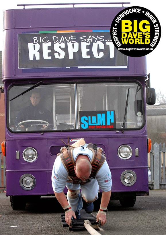 BIG DAVE SAYS RESPECT