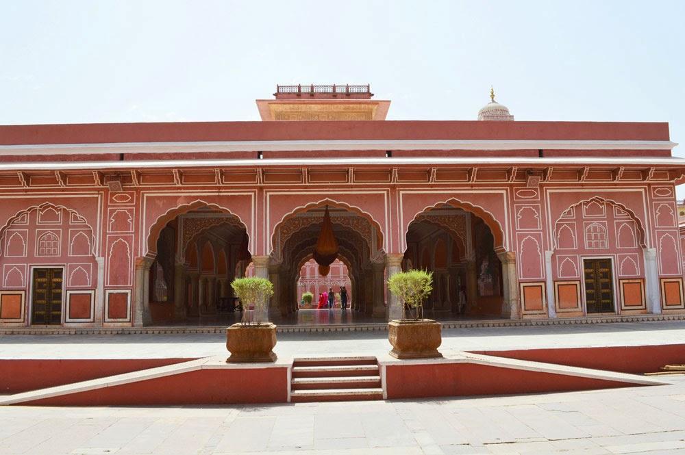 inside city palace