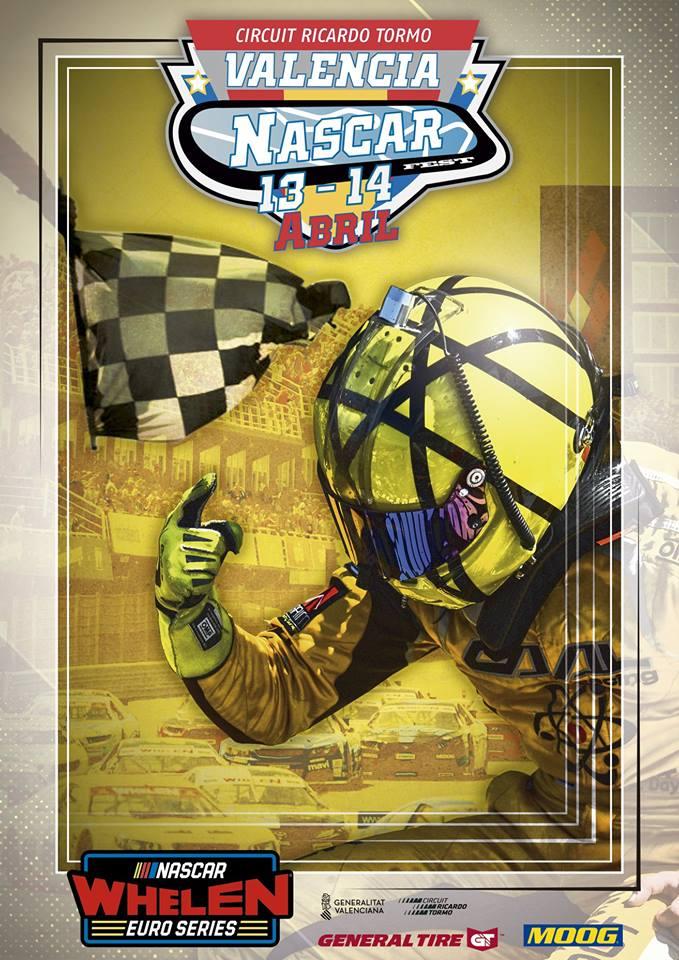 VALENCIA NASCAR 2019