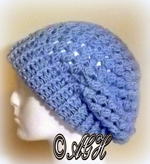 Ag Handmades Slouchy Hats 12 Free Crochet Patterns