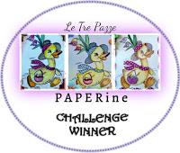 Winner Le Tre Pazze Paperine