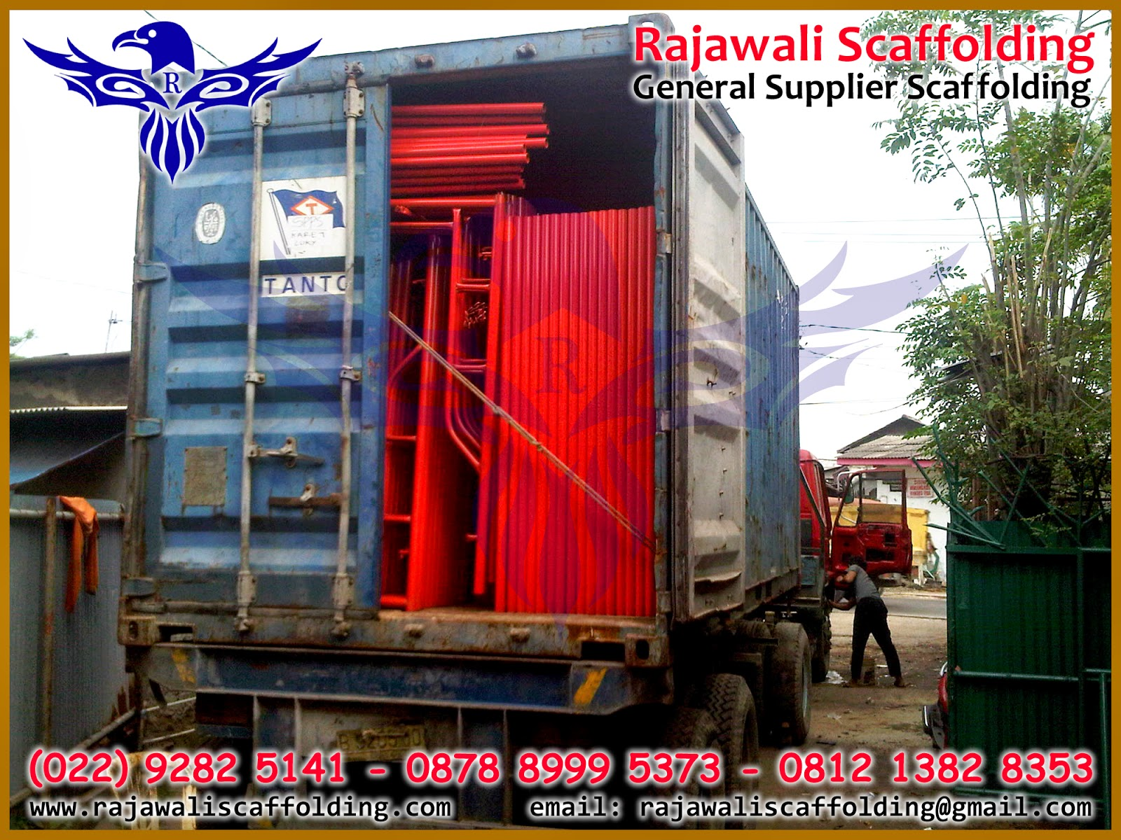 jual sewa scaffolding jakarta indonesia