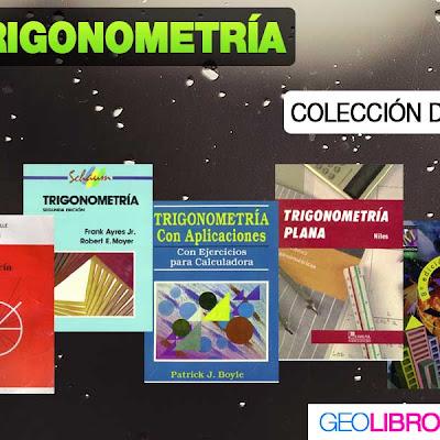 Trigonometria Coleccion de Oro | Matematicas