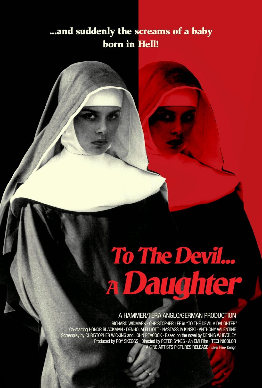 TO THE DEVIL A DAUGHTER (1976) UNA HIJA PARA EL DIABLO / LA MONJA ...
