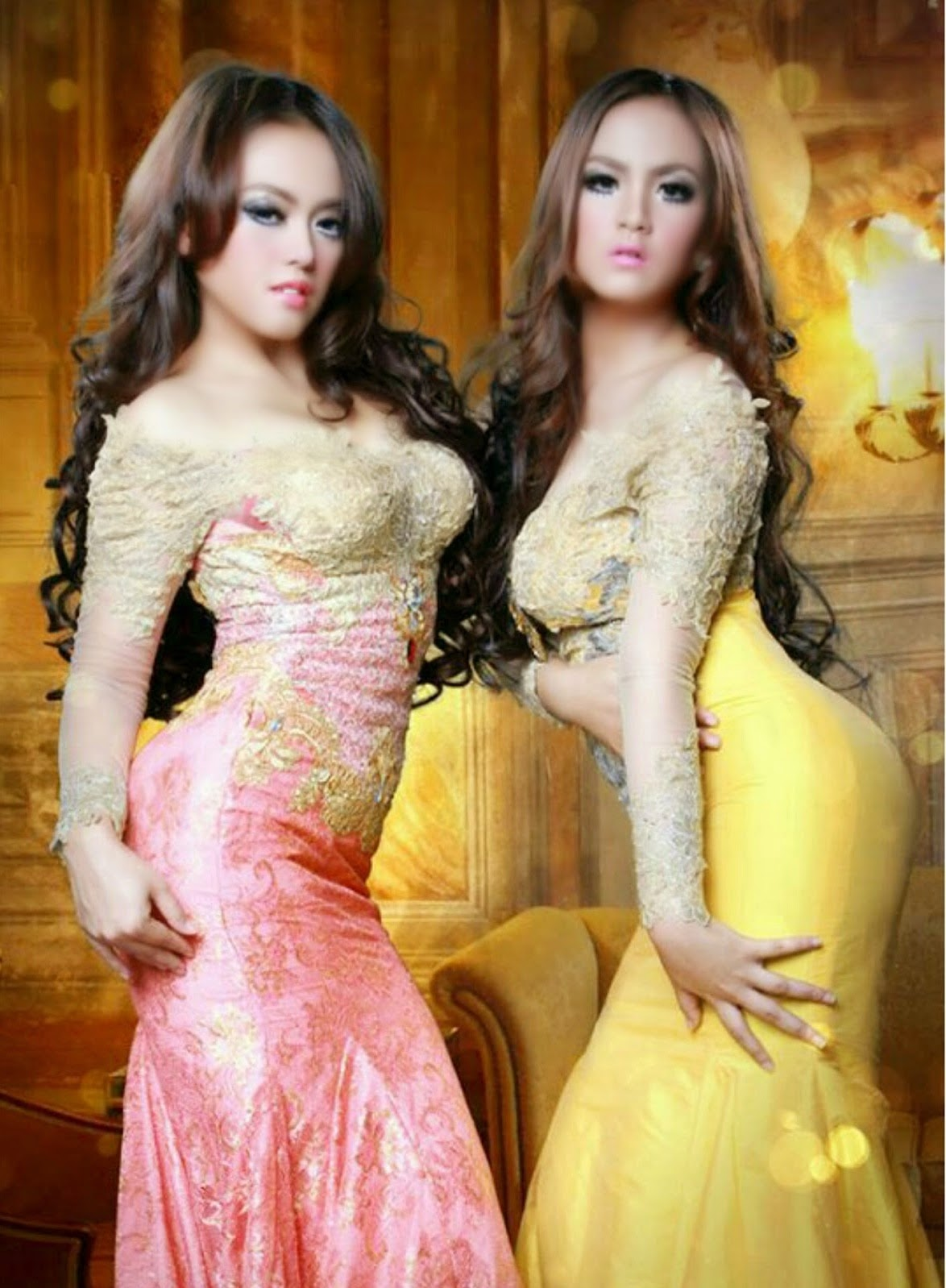 Foto Hot dan Kisah Berdirinya Duo Dangdut Cantik dan Seksi, Duo ...