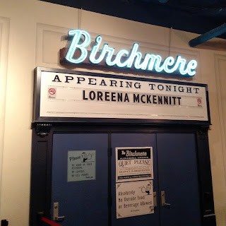 Image of the entrance to The Birchmere