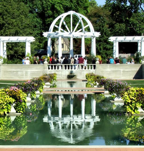 Jardines para bodas for Jardines decorados para bodas