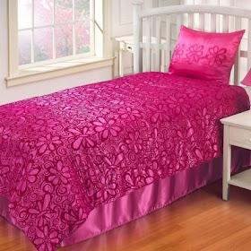 Dormitorios de color fucsia para chicas decorar tu for Cuartos de ninas fucsia