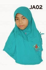 Jual Jilbab Anak ANNA JA02