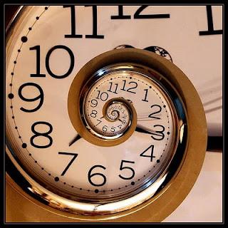 EL DESDOBLAMIENTO DEL TIEMPO - Jean Pierre Garnier-Malet  Reloj-fractal