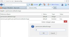Cara Menonaktifkan gambar di Mozilla Firefox Terbaru
