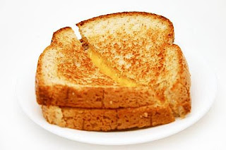 grilled cheese product sandwich
