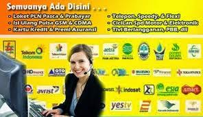 Distributor Pulsa dan PPOB Asahan Sumatera Utara