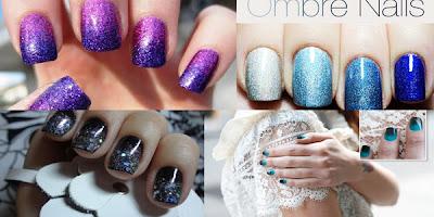 Glitter de Unha