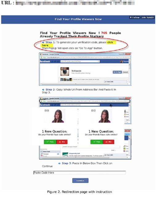 "Facebook Clickjacking Scam Abuses ""Recent Profile Views"""