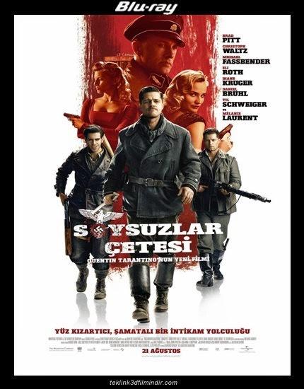 Soysuzlar Çetesi: Inglourious Basterds (2009) afis