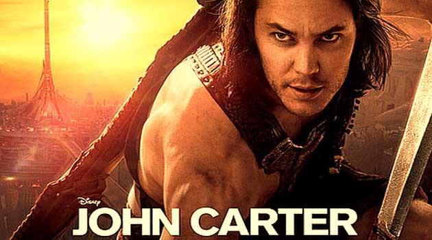 John Carter (2012) - පිටසක්වල කුමාරයා