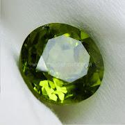 Batu Permata Green Peridot - SP926