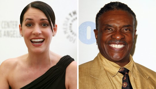 Keith David and Paget Brewster joining COMMUNITY