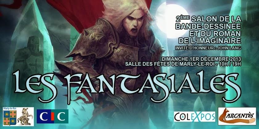 Les Fantasiales 2013