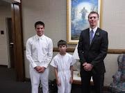 Devin's Baptism