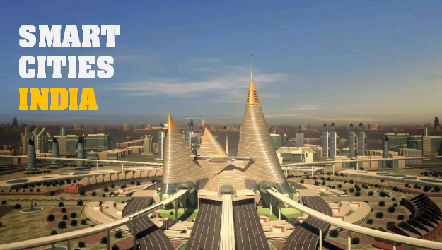 SMART CITIES INDIA TOP 10 PICS