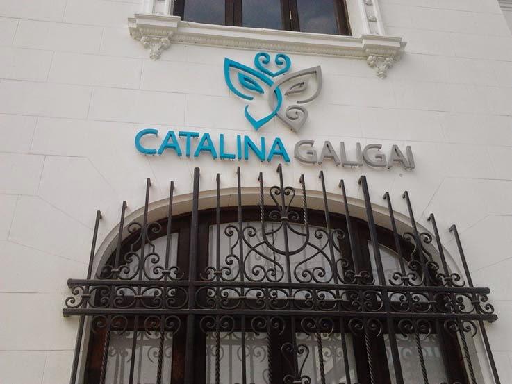 LETREROS EN POLIURETANO - Catalina