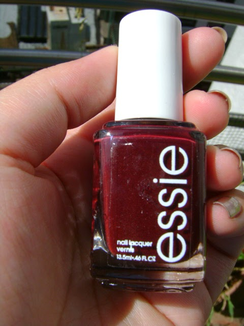 Oxblood Nail Polish Essie