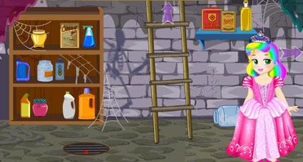 Princess Juliet Castle Escape 2