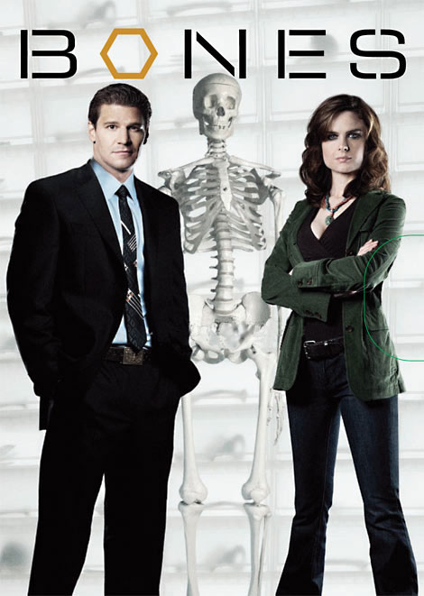 Booth And Brennan. Booth depends on clues from