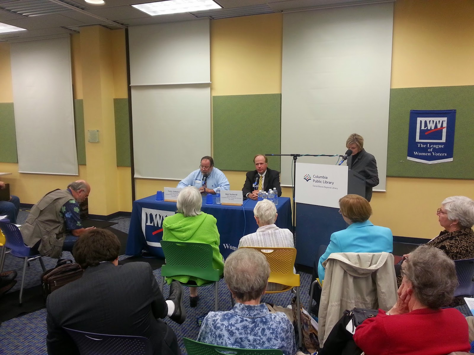 CoMo PROPERTY TAX DEBATE:  Delivers Mayoral mauling