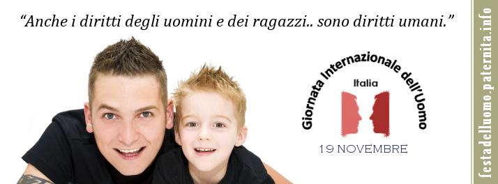 Giornata Internazionale dell'Uomo