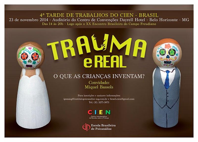 IV Tarde de trabalhos do CIEN Brasil