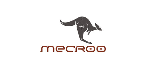 A Collection of Powerful Kangaroo Logo Designs