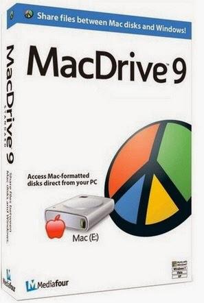 Mediafour MacDrive Pro 9.3.0.5