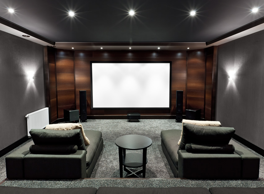 A Simple Home Theater Is Easy To Set Up. All You Need Is A TV Size Larger  Than 27 Inches, DVD Player And Three Speakers. These Are The Basic  Components Of A ...